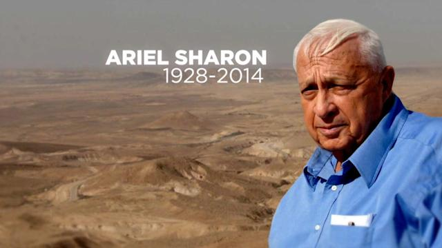 THE LIFE OF ARIEL SHARON