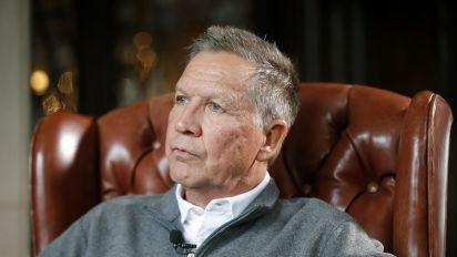 Ex-GOP governor jumps on impeachment bandwagon