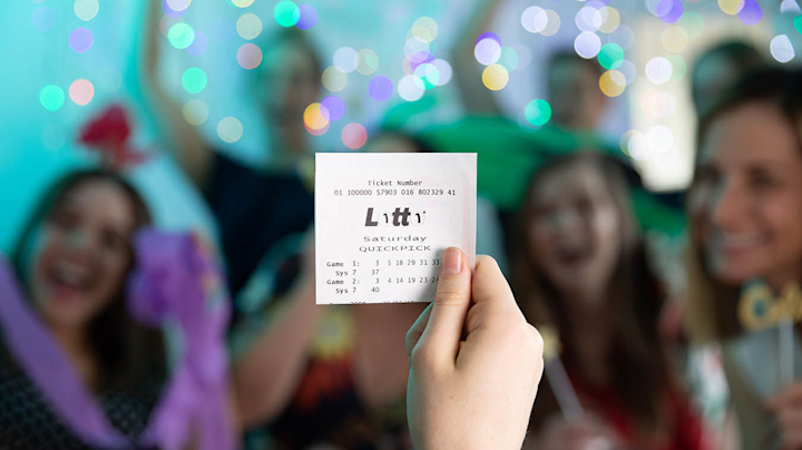 Lotto winner mistakes $2 million win for $20 prize