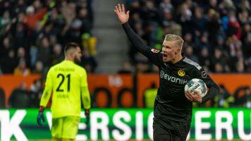 Haaland fuels big rally in Dortmund debut