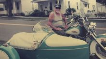Motorcycle lover to be buried in his Harley-Davidson sidecar