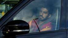 Luis Suarez suspected of cheating on Italian exam