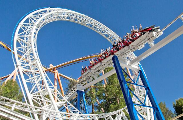 Six Flags and Samsung unveil 'mixed reality' rollercoaster