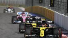 F1 - GP de Russie - GP de Russie: Esteban Ocon et Pierre Gasly finissent dans les points