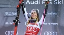 Shiffrin claims record-equalling 14th World Cup win of season