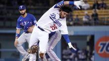 Dodgers' Bellinger returns to IL with left hamstring strain