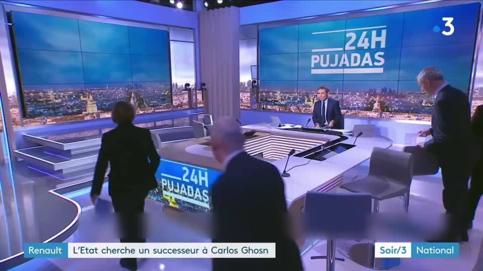Renault : Carlos Ghosn Remplacé Par L'ancien Président De