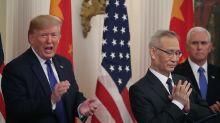 US Treasury Secretary: Phase 2 China deal may not be 'big bang'