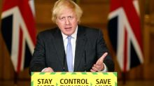 Just our cup of tea! UK PM Johnson makes rapid virus cricket ban U-turn