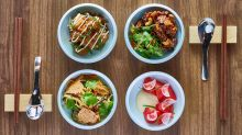 4 new lunch menus to try, from contemporary Chinese to street-style tacos