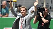 Nico Rosberg steps back from Robert Kubica F1 management role