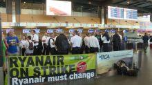 Huelga de pilotos de Ryanair en cinco países europeos