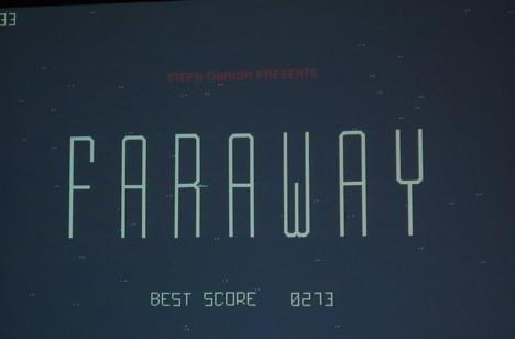 GDC 2010: Hands-on with Faraway