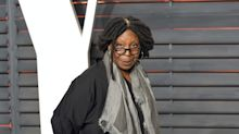 Whoopi Goldberg: There are days when I want to kick my pillows