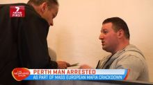 Perth man arrested in Germany