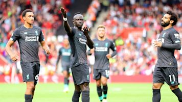 Southampton 1-2 Liverpool: Reds keep winning despite late Adrian error