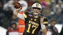 How Wyoming's Josh Allen went from zero scholarships to the top of NFL draft boards