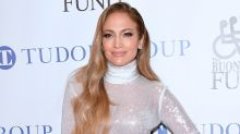 Jennifer Lopez Gives Off Serious Throwback Vibes While Teasing New Video With Bad Bunny -- Watch!