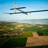 The Solar Impulse 2 is finally almost home