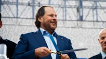 Marc Benioff on Salesforce's role in public good: 'We can unleash a power onto this city.'