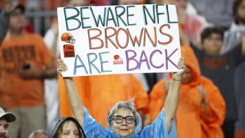 Whoa, are the Browns actually good?