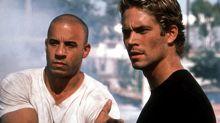 Vin Diesel homenageia Paul Walker em premiere de 'Velozes e Furiosos 8'