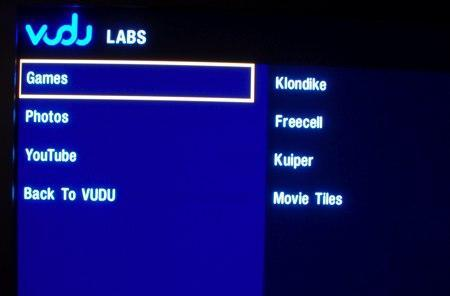 Minor VUDU update automatically selects YouTube HD when available