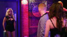 Corrie star defends Bethany Platt's lap-dancing plot