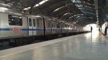 Nearly 2.5 lakh riders take Delhi Metro till 7.30 pm on Monday