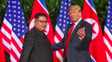 North Korea erasing anti-US propaganda following Donald Trump/Kim Jong-un summit