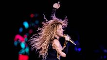 Shakira Reveals How She Gets Her Curly Hair Stage-Ready