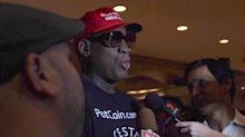 'Great guy' Kim Jong Un is sincere in making summit with Trump a success: Dennis Rodman