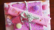 DIY Summer Birthday Gift Wrapping Ideas