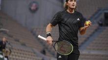 Roland-Garros (H) - Roland-Garros: Stefanos Tsitsipas et Denis Shapovalov réclament le Hawk-Eye sur terre battue