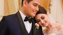 Afred Vargas Marian Rivera look alike wife. - Most