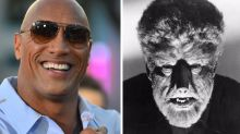 Dwayne Johnson rumoured for Universal's The Wolf Man reboot