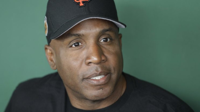Barry Bonds says he can 'without a doubt' still hit a homer to the bay