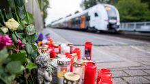 Frau hinterrücks vor Zug gestoßen - Mann war polizeibekannt