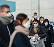 Coronavirus updates: Italian towns locked down as almost 150 test positive