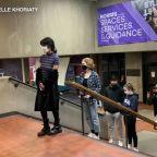 Northwestern hosts midnight vaccine clinic