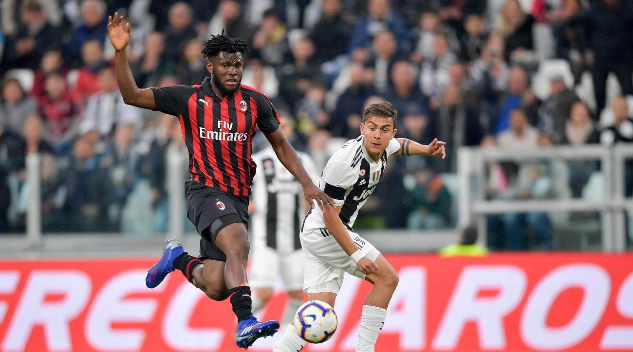 AC Milan vs. Lazio Live Stream, TV Channel: How to Watch ...