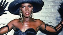 Grace Jones Says She Wouldn't Be A Model By Today's Unrealistic Standards