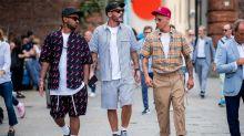 佛羅倫斯時裝周 SS19 | 人人都著時尚cape collar 花恤衫