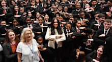 Duchess of Sussex marked International Women's Day in Dagenham