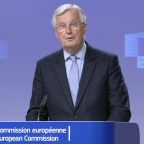 'We can't go on like this forever': Michel Barnier says 'no progress' made in Brexit talks