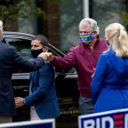Trump, Biden hit battleground Pennsylvania amid pandemic