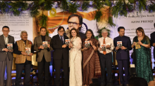 Sussanne Khan, Hema Malini and Madhu Chopra Attended Sanjay Khan's Book Launch Event