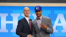 NBA: Sixers take Fultz with top pick of youthful Draft