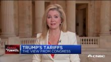 Senator Marsha Blackburn on how China tariffs are affecting the US industry