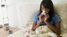 Lockdown reduces cases of flu, colds and bronchitis in England